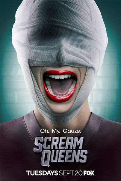 尖叫皇後/Scream Queens 第二季 3D9